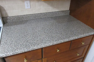 Laminate Countertop - WilsonArt Granite #4550