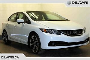 2014 Honda Civic Sedan SI 6MT