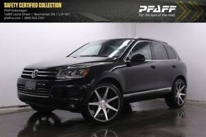 2014 Volkswagen Touareg Execline 3.0 TDI 8sp at Tip 4M