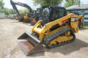2015 Cat 279D Compact Track Loader
