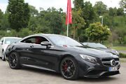 Mercedes-Benz S 63 AMG Coupé Edition-1 Carbon B&O Panorama 360