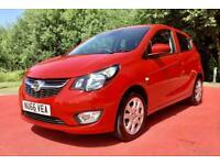 2016 Vauxhall Viva 1.0 SE 5dr [A/C] Hatchback Petrol Manual