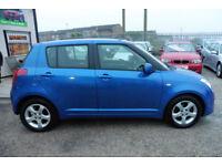 Suzuki Swift 1.3DDiS DIESEL BLUE 5 DOOR 2008 MODEL +STUNNING+