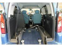 Citroen Berlingo Wheelchair car mobility accessible disabled vehicle access car