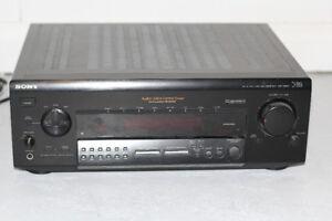 Sony Stereo Receiver