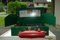 2-Colman campling stoves in Great Condition
