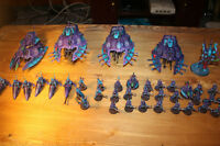 Warhammer 40K/Fantasy Eldar and High Elf Army