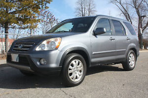 2006 Honda CR-V EX-L Dark Grey