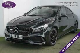 image for 2019 19 MERCEDES-BENZ CLA 1.6 CLA 200 AMG LINE NIGHT EDITION PLUS 4D 154 BHP
