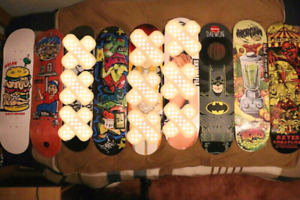 Who wants to buy a Skateboard!?