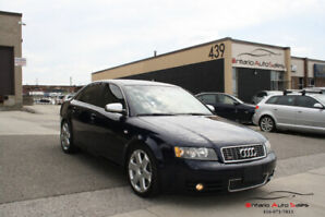 2005 Audi S4 - Loaded with Upgrades!!!