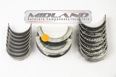 VAUXHALL CORSA C 1.2 1.4 16v ENGINE CRANKSHAFT MAIN & BIGEND BEARINGS SHELLS SET