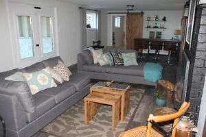 OCEAN VIEW home + HUGE SHOP; 2 MINUTES TO BEACH Campbell River Comox Valley Area image 6