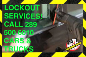 MARKHAM CAR LOCKSMITH CALL 2895006010!!! GTA CAR LOCKOUTS ASAP