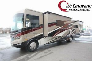 2017 Forest River Georgetown 378 XL 3 Slide out Washer/Dry + ext