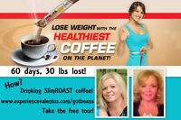 Do you drink coffee?  Would you like to lose some weight?