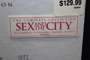 Sex in the City The Complete Collection