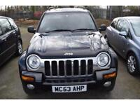 2003 JEEP CHEROKEE LIMITED CRD *TRADE CLEARANCE* ESTATE DIESEL
