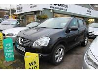 A Superb Nissan Qashqai TEKNA 1.5 DCI With Full Service History, Leather Interi