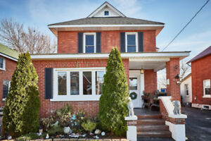 Lovely Victorian Home in the Heart of Oshawa
