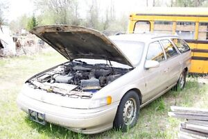 1994 Mercury Sable Wagon 3.8L V6 FWD for parts