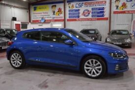 2015 65 VOLKSWAGEN SCIROCCO 1.4 TSI BLUEMOTION TECHNOLOGY 2D 123 BHP
