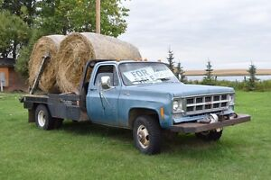 1977 GMC bale truck for sale