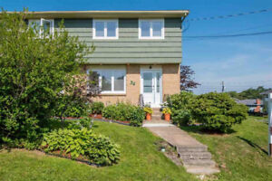 Renovated 3 Bedroom Semi-detached Home, call today!