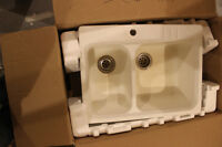 Blanco dual mount composite sink