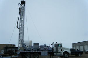 Drilling Rig and Equipment