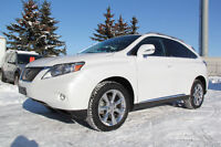 Lexus RX 330-350-400H Winter Tire & Wheel Packages @ Auto Trax City of Toronto Toronto (GTA) Preview