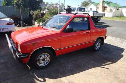 1987 Suzuki Mighty Boy Ute North Toowoomba Toowoomba City Preview
