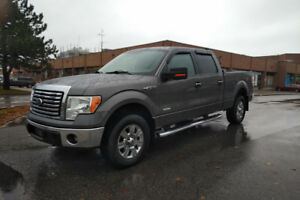 2012 Ford F-150 SuperCrew XLT/XTR Pickup Truck
