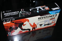 PS3-RESISTANCE 3-PS MOVE BUNDLE-BOX ONLY (COMPLETE YOUR GAME)