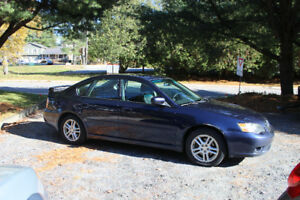 2005 Subaru Legacy Limited, Premium Package.