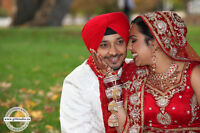 Wedding Photography by  team of husband & wife photographers
