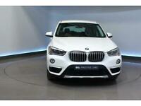 2019 BMW X1 1.5 18i GPF xLine sDrive (s/s) 5dr SUV Petrol Manual