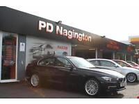 2013 BMW 3 SERIES 320d Luxury Step Auto + SAT NAV + DAB + HEATED LEATHER