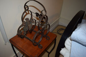 Lovley Old Fasioned Wine Rack