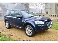 2007 Land Rover Free Lander 2 2.2 Td4 Blue 5 Door
