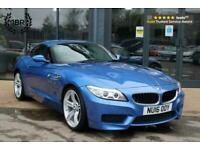 2016 BMW Z4 2.0 18i M Sport sDrive (s/s) 2dr Convertible Petrol Manual