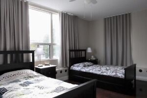 Female Only Student Residence - Double-Occupancy - Furnished