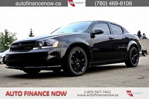 2013 Dodge Avenger CHEAP PAYMENTS LOW KMS INSTANT CREDIT