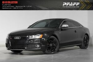 2008 Audi S5 Coupe 6sp man Qtro