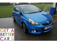 VAUXHALL CORSA 16v VXR TURBO - £156 PER MONTH - 7% APR