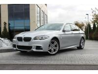 2012 12 BMW 5 SERIES 520D M SPORT 2.0 4D AUTO DIESEL