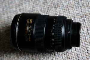 Nikon 17-55 F2.8 Lens