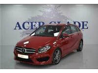 2016 Mercedes Benz B Class AMG Line MPV Diesel Manual