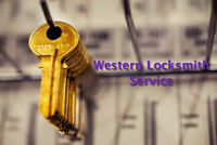 Western Locksmith London