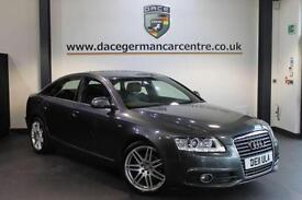 2011 11 AUDI A6 2.0 TDI S LINE SPECIAL EDITION 4DR 168 BHP DIESEL
